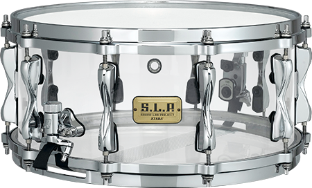 Mirage Acrylic Snare 6.5x14''