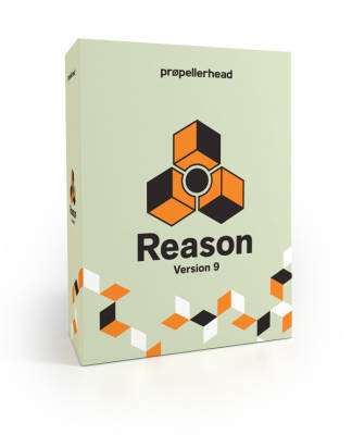 Reason 9 Full Version
