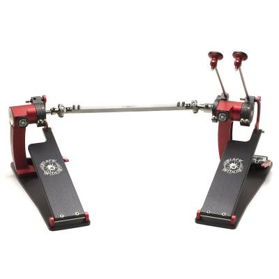 Pro 1V Bigfoot Double Bass Drum Pedal - Black Widow Edition