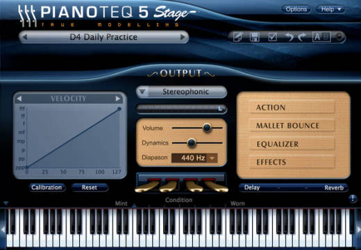Pianoteq 5 Stage  - Download