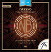 DAddario - Nickel Bronze Acoustic Guitar Strings 12-53 w/NS Artist Capo Bundle