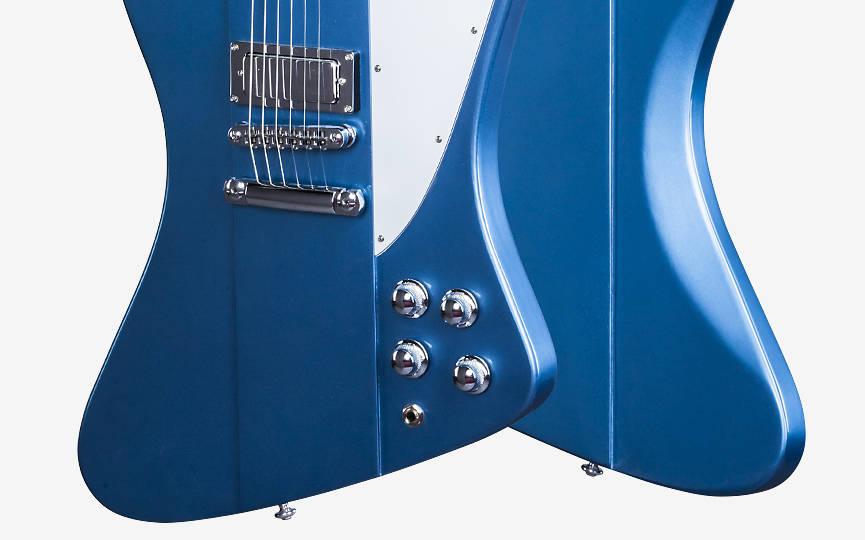 Gibson 2017 Firebird HP - Pelham Blue - Long & McQuade