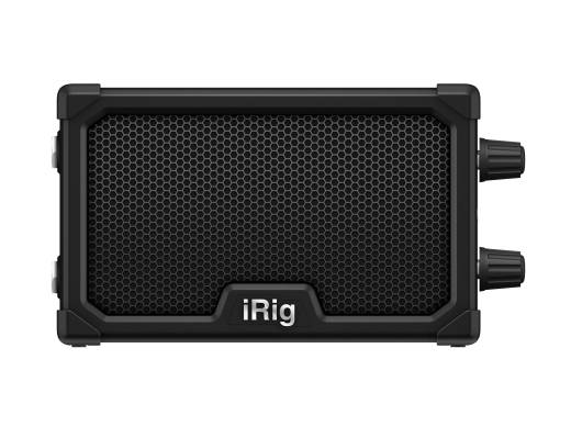 iRig Nanoamp w/ Interface - Black