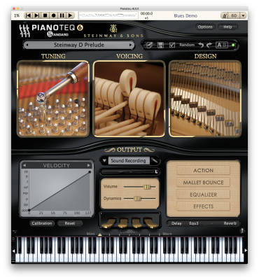 Pianoteq 6 Standard Upgrade from Stage/Play - Download