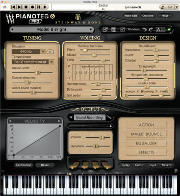 Pianoteq 6 Pro Upgrade from Standard  - Download