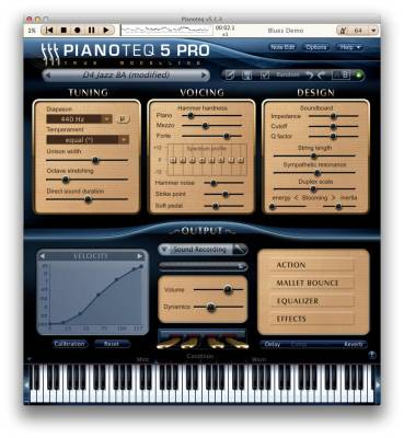 Pianoteq Rock Piano Add-on - Download