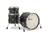 Sonor - Vintage Series 3-Piece Shell Pack - 22 BD w/Mount, 13, 16 - Vintage Onyx