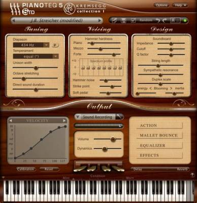 Kremsegg Collection 1 Pianoteq Add on - Download