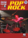 Hal Leonard - Pop/Rock: Drum Play-Along Volume 1 - Drum Set - Book/Audio Online