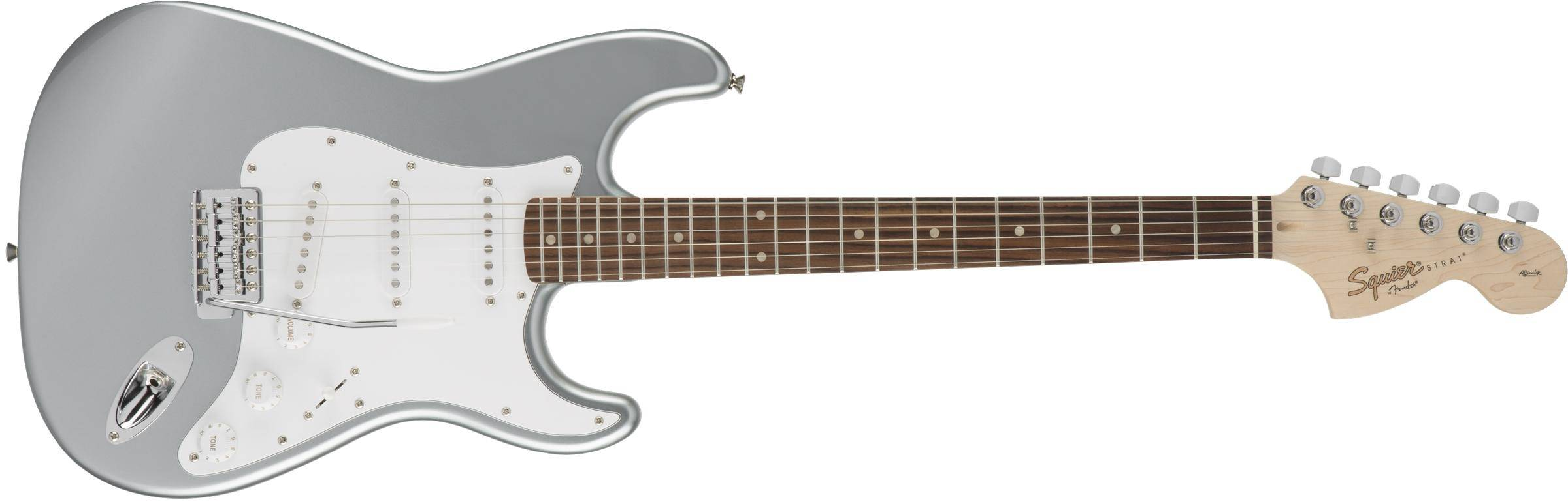 Affinity Series Stratocaster, Rosewood Fingerboard - Slick Silver