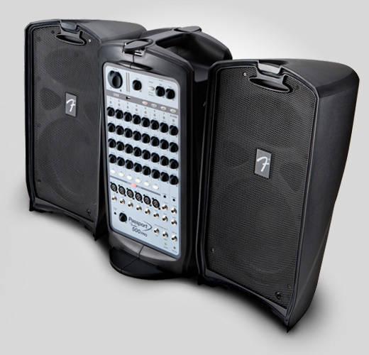 Fender Passport 500 Pro Long Amp Mcquade Musical Instruments
