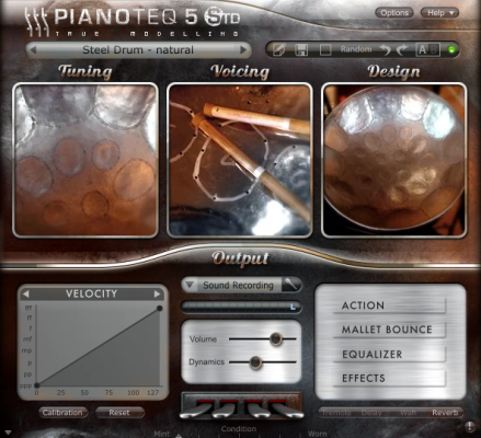 Pianoteq Steel Pans Add-on - Download