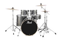 Pearl - 5-Piece Shell Pack 20/10/12/14/14SD w/HWP830 Hardware - Grindstone Sparkle