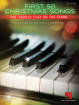 Hal Leonard - First 50 Christmas Songs You Should Play on the Piano - Book