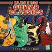 Hal Leonard - Electric Guitar Classics 2017 16-Month Wall Calendar