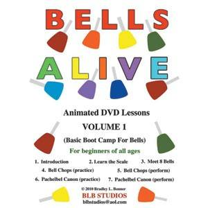 Bells Alive, Volume 1 - Bonner - DVD