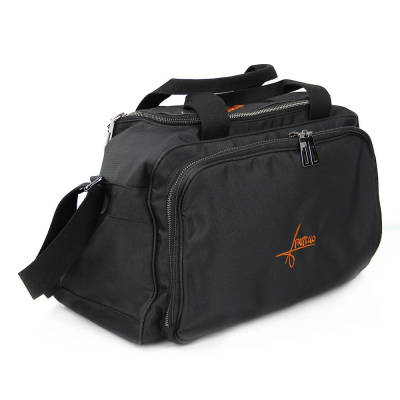 Greg Pattillo Flute Carryall Bag - Black