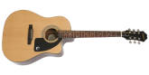 Epiphone - J-15EC Dreadnought Acoustic/Electric - Natural