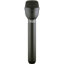 Electro-Voice - Omnidirectional Dynamic Interview Microphone - Black