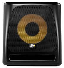 KRK 10'' Series 2 Studio Subwoofer