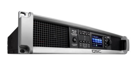 PLD4.5 4-Channel Amp with Display - 1150W 8 Ohms