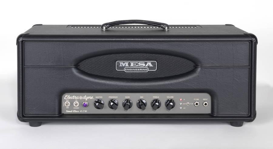Test de amplificadores valvulares taringa for Amplificadores mesa boogie