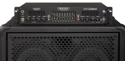 M9 Carbine 600W Bass Head - Rack Mounted