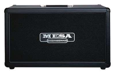 Mesa Boogie 2x12 Rectifier Horizontal Guitar Cabinet - Long ...