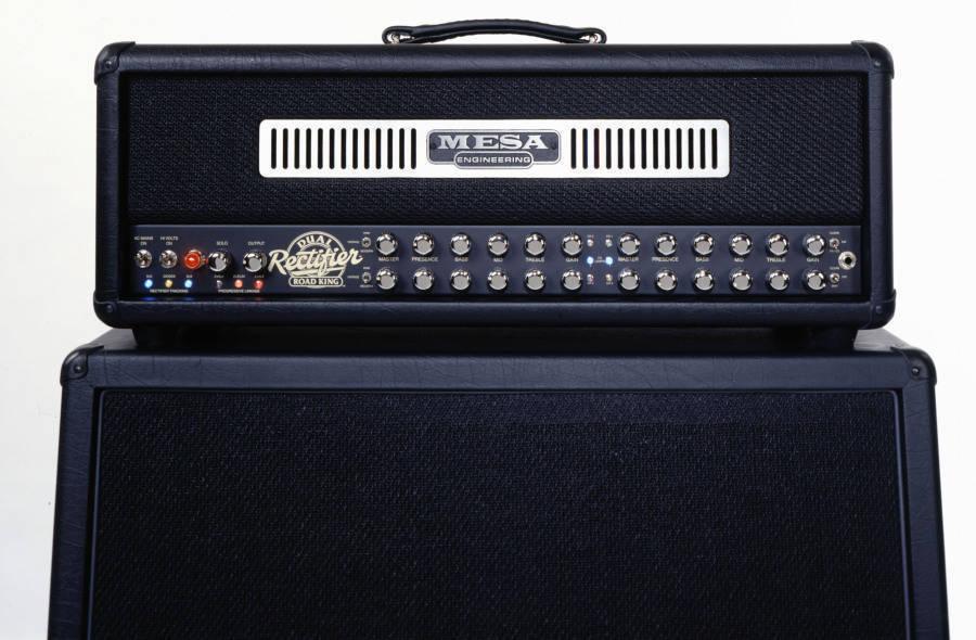 Unique Mesa Boogie Road King Cabinet