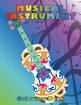 Hal Leonard - Musical Instrument Coloring Book