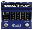 Radial - Radial 4-Play
