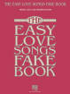 Hal Leonard - The Easy Love Songs Fake Book: Melody, Lyrics & Simplified Chords in the Key of C - Book