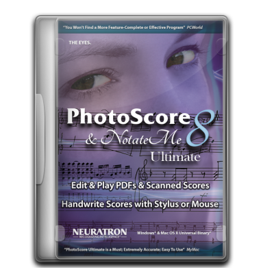 Photoscore ultimate