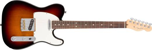 American Professional Telecaster Rosewood Fingerboard - 3-Colour Sunburst