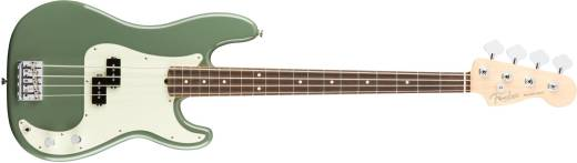 American Professional Precision Bass Rosewood Fingerboard - Antique Olive