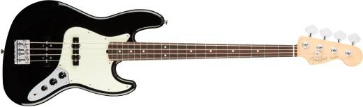 American Professional Jazz Bass Rosewood Fingerboard - Black