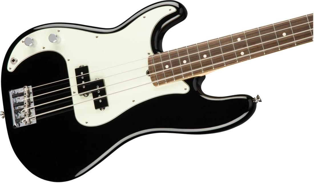 fender american professional precision bass left handed rosewood fingerboard black long. Black Bedroom Furniture Sets. Home Design Ideas