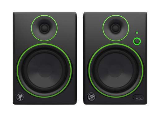 CR Series 4'' Multimedia Monitor w/Bluetooth - Pair