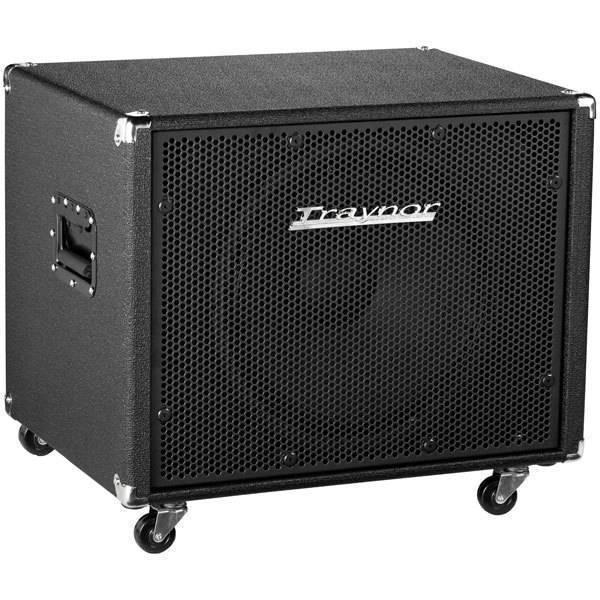 traynor 400 watt 1x15 bass cabinet long mcquade musical instruments. Black Bedroom Furniture Sets. Home Design Ideas
