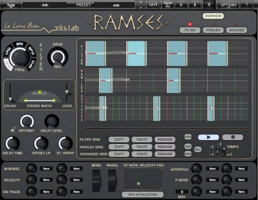 RAMSES Rhythm and Motion Software - Download