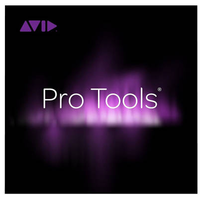 Pro Tools HD - Software Only With iLok