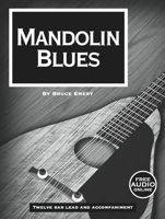 Mandolin Blues - Emery - Book/Audio Online