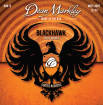 Dean Guitars - Blackhawk Coated Phosphor Bronze Acoustic Strings Medium Light 12-53