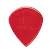 Dunlop - Jazz III XL Red Nylon Pick Players Pack (6-Pack) - 1.38mm