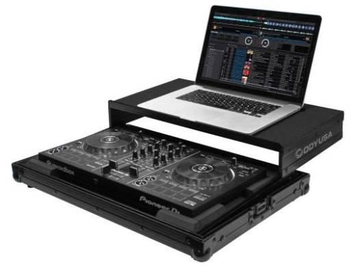 Black Label Low Profile Glide Case for DDJ-RB