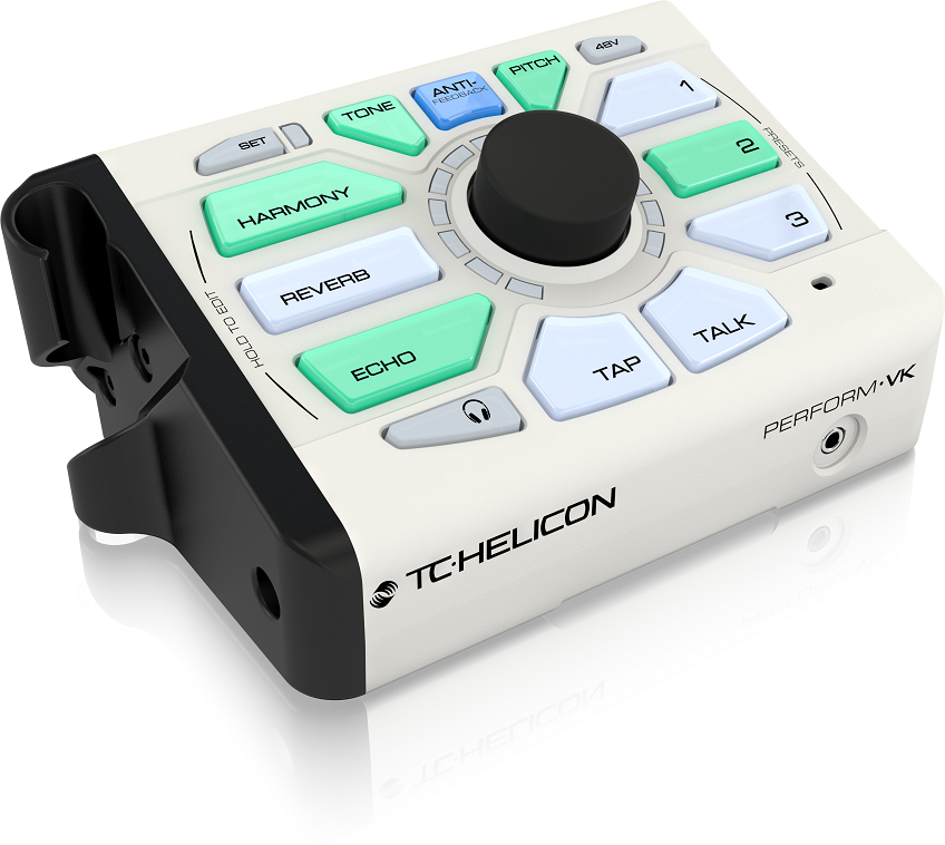 tc helicon perform vk vocal effects processor pedal for keyboard long mcquade musical. Black Bedroom Furniture Sets. Home Design Ideas