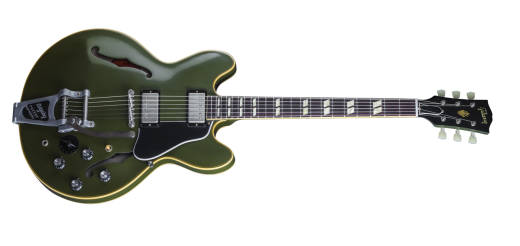 2016  Ltd Edition '64 ES-345 Vos w/Bigsby - Olive Green