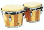 Mano Percussion - Bongos - Natural