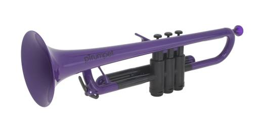 Plastic Bb Trumpet - Purple