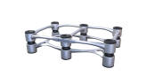 IsoAcoustics - Aperta 300 Studio Monitor Isolation Stand - Silver